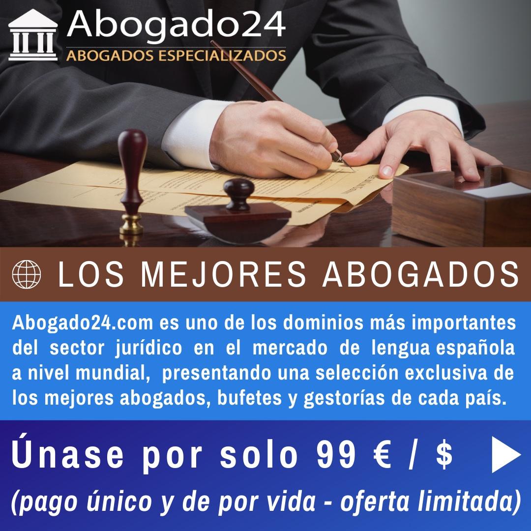 Los mejores abogados | Aumente su cartera de clientes